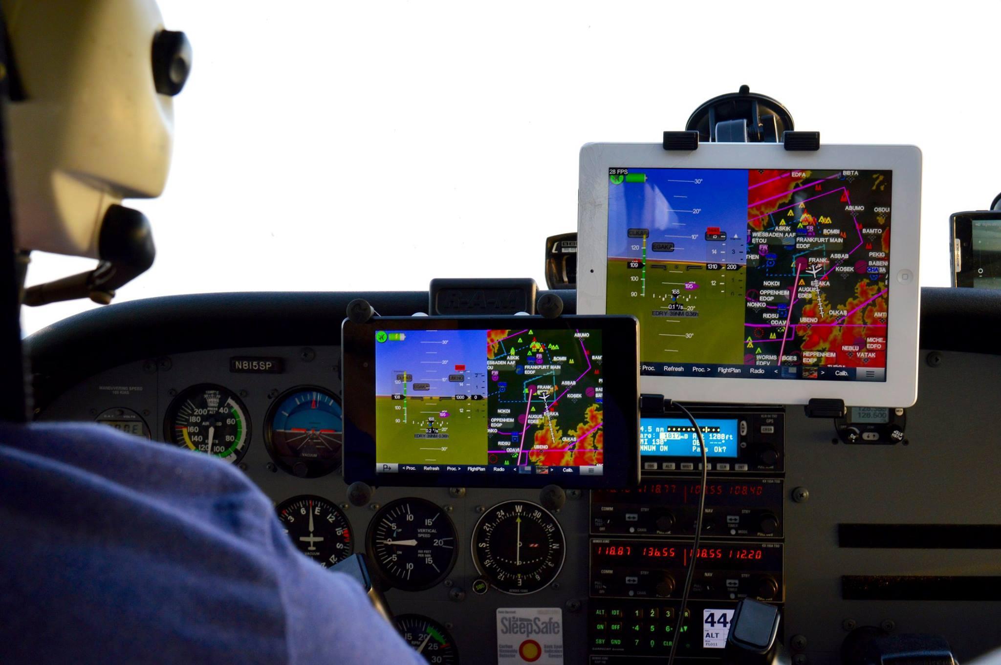Horizon - portable glass cockpit took offII